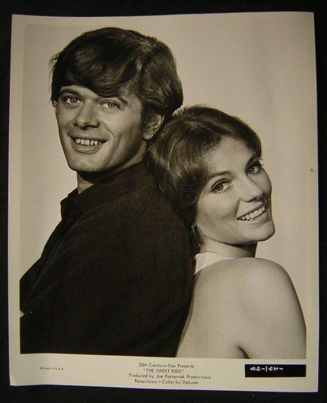 Michael Sarrazin Jacqueline Bisset The Sweet Ride VINTAGE Movie PHOTO 119W