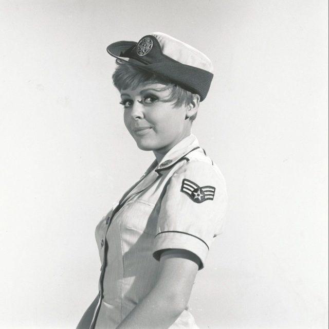 sergeant deadhead DEBORAH WALLEY 8X10 COPY PHOTO AA7802