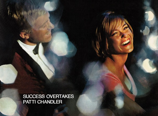 sucess overtakes patti chandler LOOK