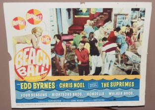 Edd Byrnes - Beach Ball 1965