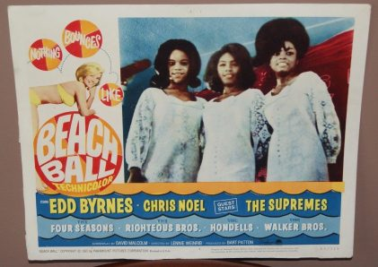Diana Ross & The Supremes - Beach Ball 1965