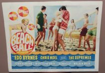Gail Gilmore & Robert Logan - Beach Ball 1965