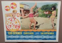 Don Edmonds & Brenda Benet - Beach Ball 1965