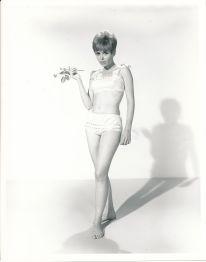 Deborah Walley - frilled bikini
