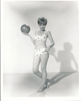 Deborah Walley - beach ball