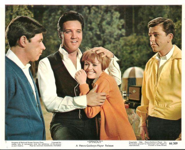 Jack Mullaney, Elvis, Deborah Walley, Jimmy Hawkins