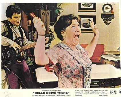 Richard Dreyfus & Charlotte Rae - 'Hello Down There' 1969