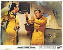Arnold Stang and Ken Berry - 'Hello Down There' 1969