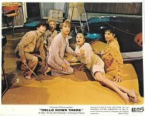 Lou Wagner, Kay Cole, Gary Tigerman, Janet Leigh, Richard Dreyfus - 'Hello Down There' 1969