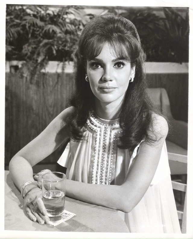 "MARY ANN MOBLEY in ""For Singles Only"" Original Vintage PORTRAIT 1968"
