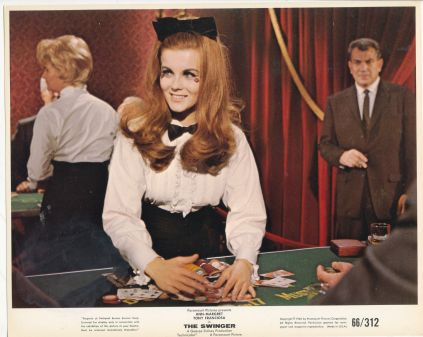 Ann-Margret - The Swinger 1966