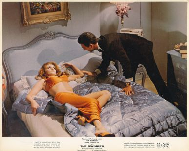 Ann-Margret & Tony Franciosa - The Swinger 1966