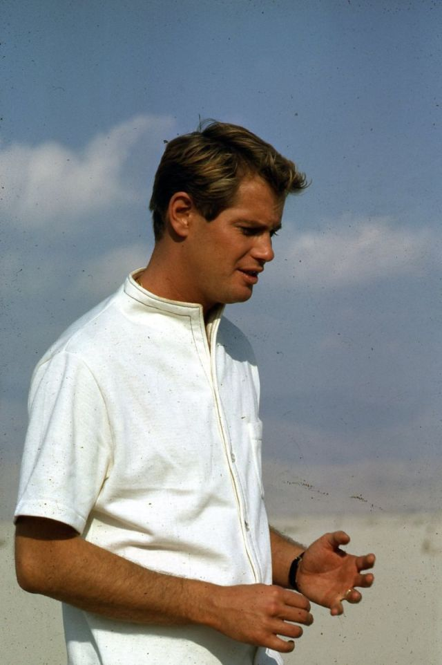 TROY DONAHUE Original Slide Transparency3