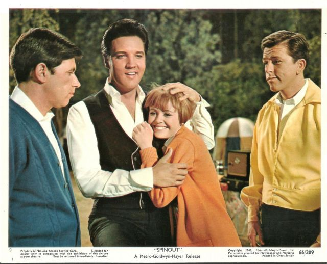 elvis-presley-spinout-1966-original-color-movie-still-photo-lobby-card