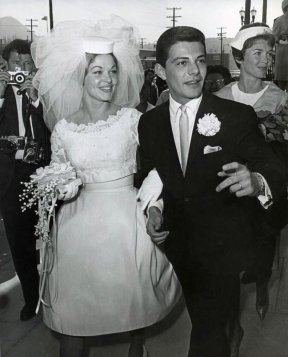 Image result for frankie avalon and wife kathryn