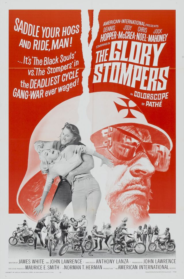 The Glory Stompers 1968