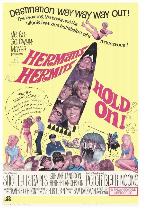 hold-on-movie-poster-27x40-peter-noone-herbert-anderson-phil-arnold-mickey-deems-copy