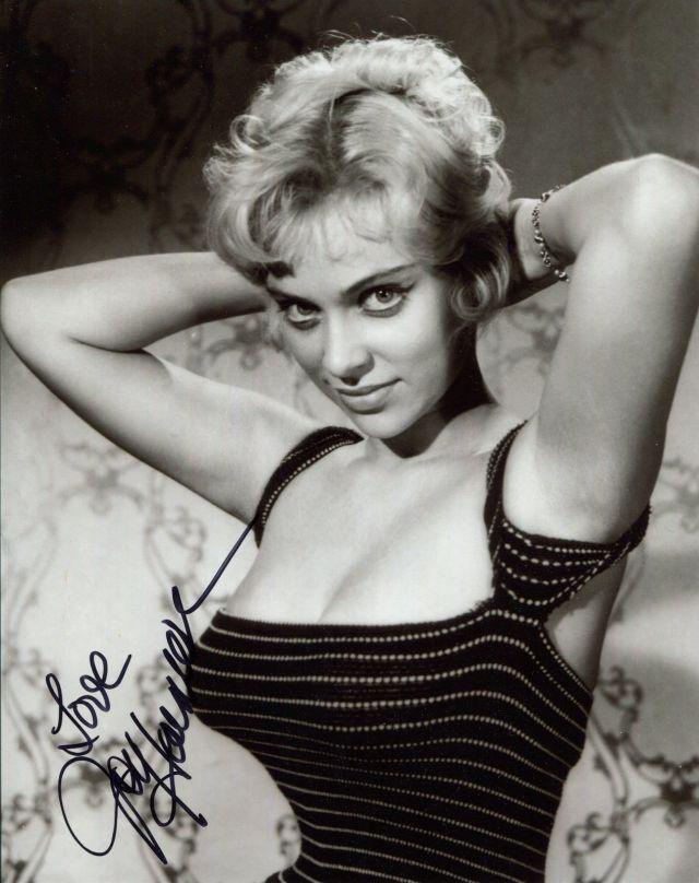 joy-harmon-autographed-8x10-photo-cool-hand-luke-actress-very-sexy-body
