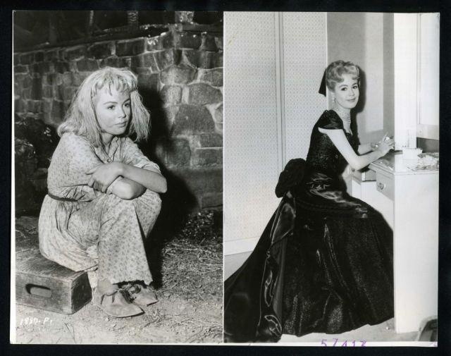 1959 SANDRA DEE In THE WILD AND THE INNOCENT Vintage Original Photo GIDGET gp